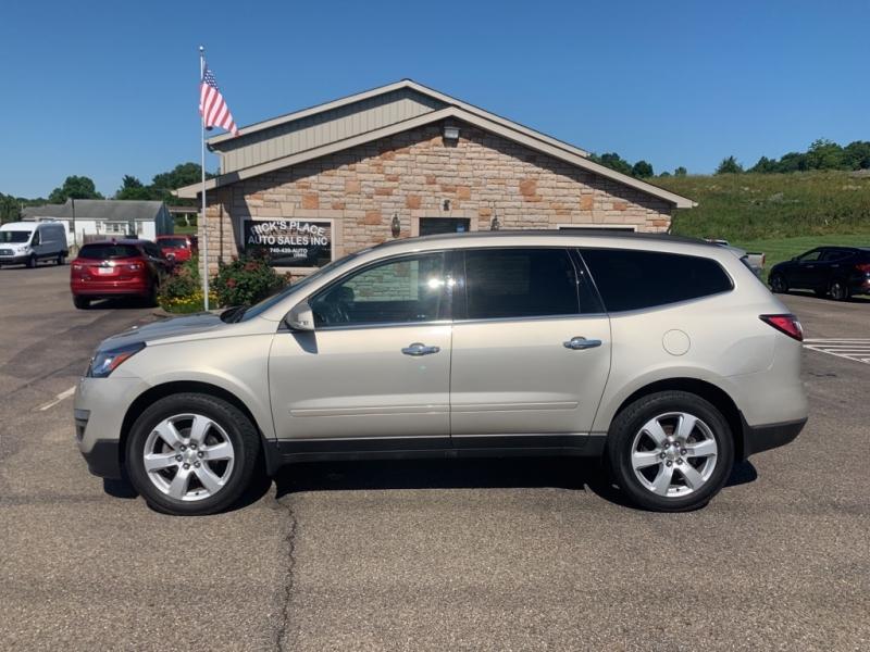 Chevrolet Traverse 2017 price $18,988