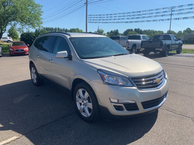 CHEVROLET TRAVERSE 2017 price $23,988