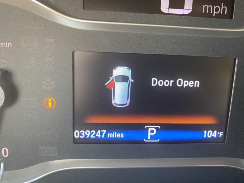 Honda Pilot 2016 price $20,988