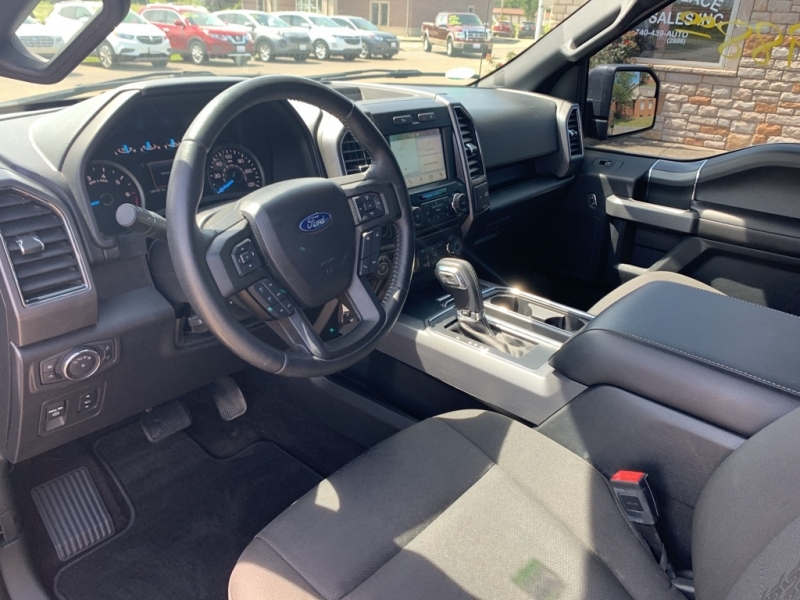 FORD F150 2018 price $38,988