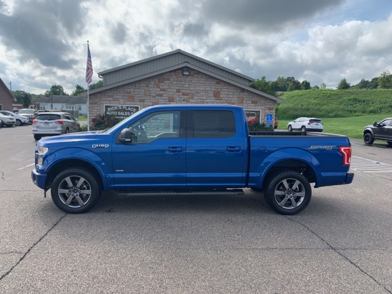 FORD F150 2017 price $34,988