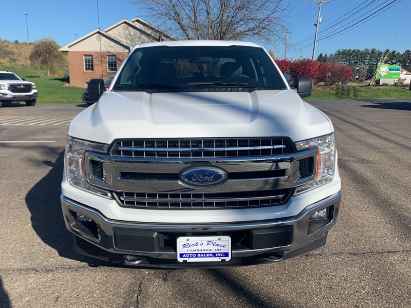 Ford F-150 2019 price $32,988