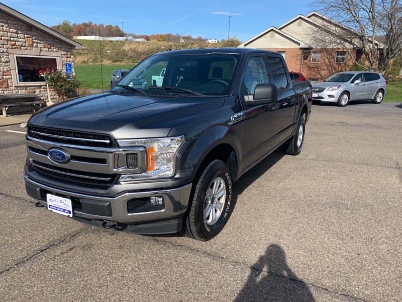 Ford F-150 2018 price $30,988