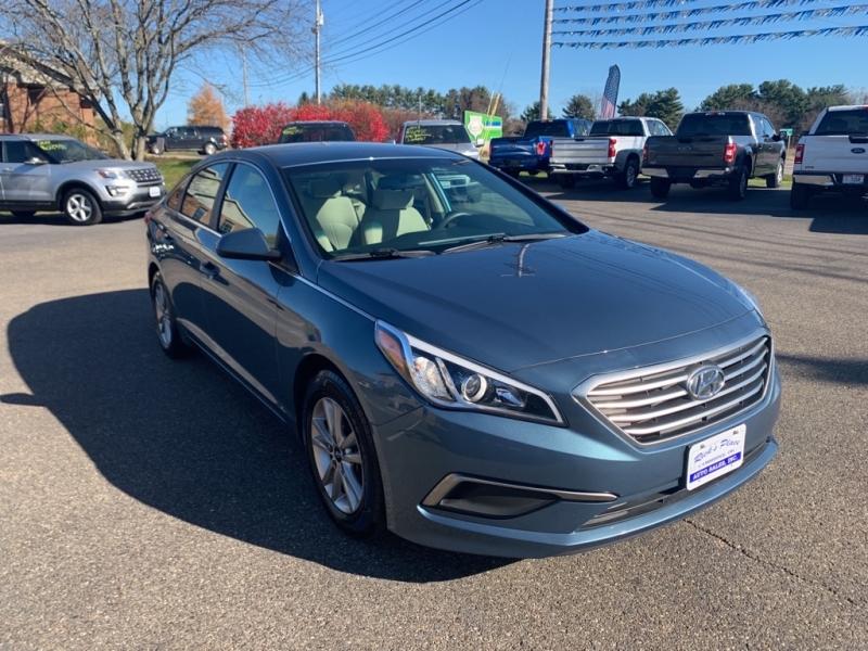 Hyundai Sonata 2017 price $11,988