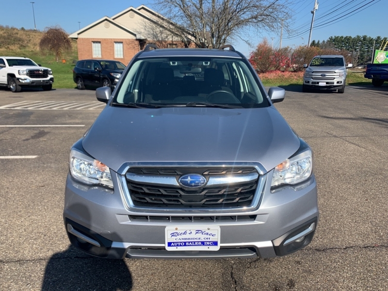 Subaru Forester 2017 price $19,988