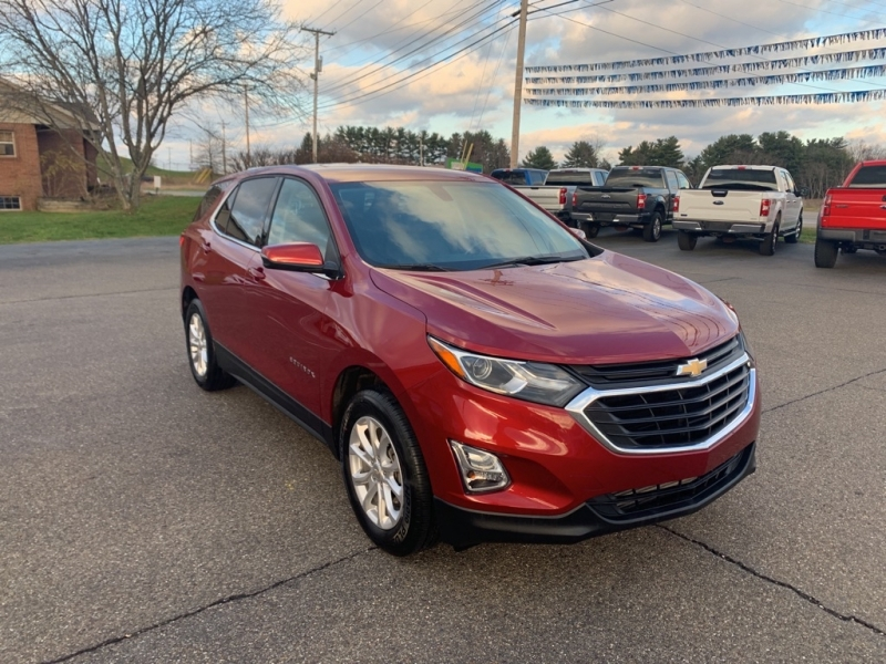 Chevrolet Equinox 2018 price $19,988