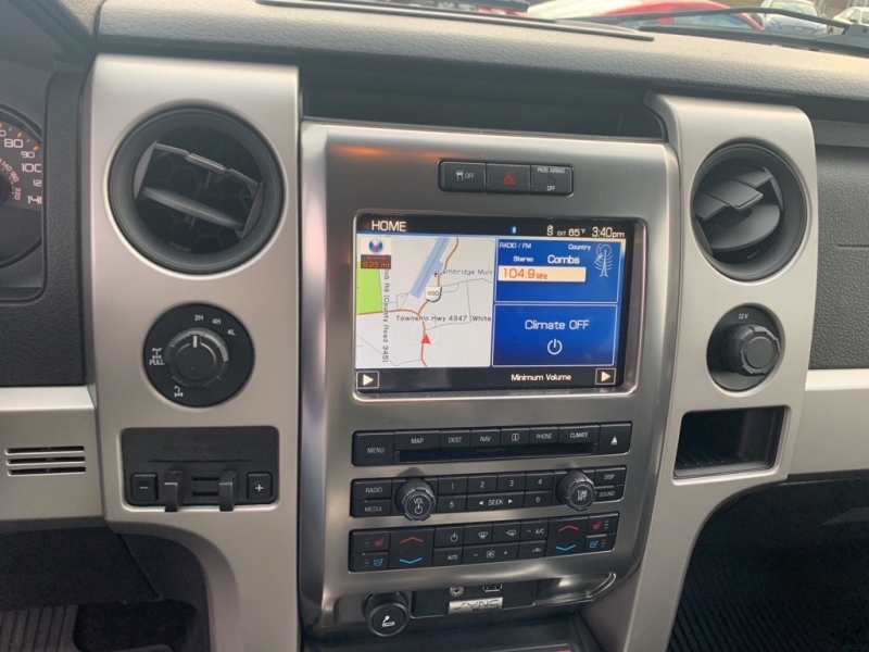 FORD F150 2012 price $46,988