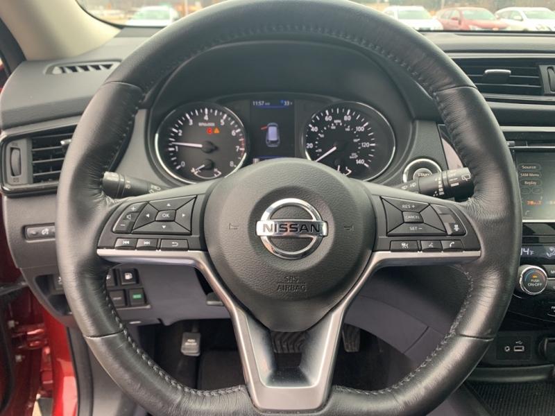 Nissan Rogue 2018 price $17,988