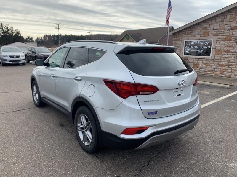 Hyundai Santa Fe Sport 2017 price $18,988