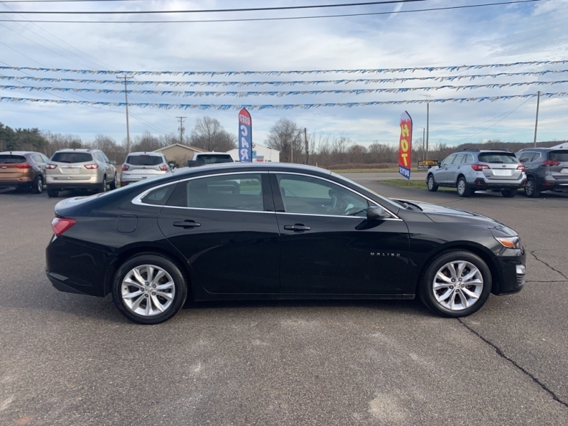 Chevrolet Malibu 2019 price $15,988
