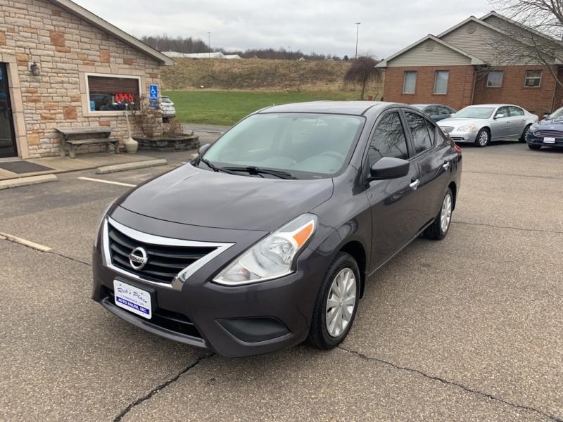 Nissan Versa 2015 price $4,988