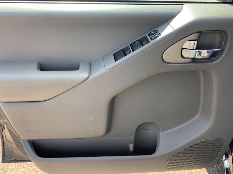 Nissan Frontier 2019 price $26,988