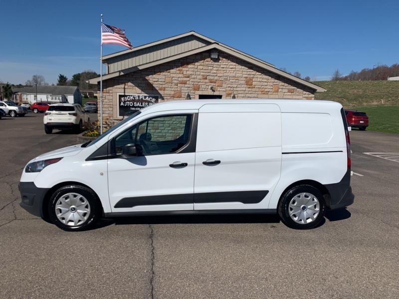 Ford Transit Connect Van 2017 price $13,988