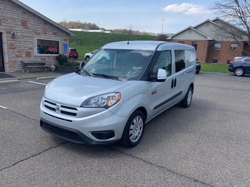 RAM ProMaster City Cargo Van 2017 price $17,988