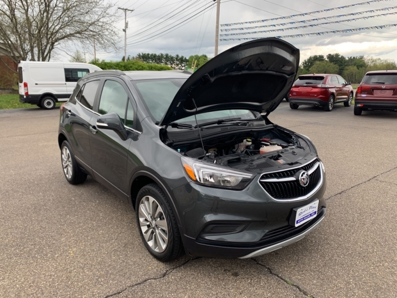 Buick Encore 2018 price $19,988