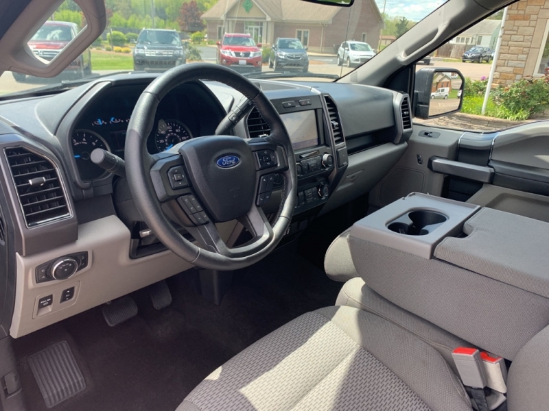 Ford F-150 2020 price $43,988