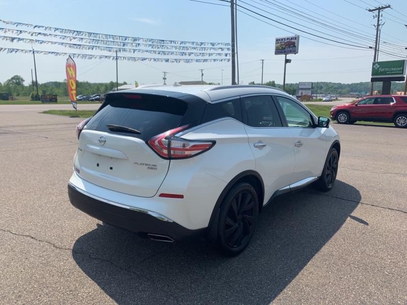 Nissan Murano 2016 price $26,988