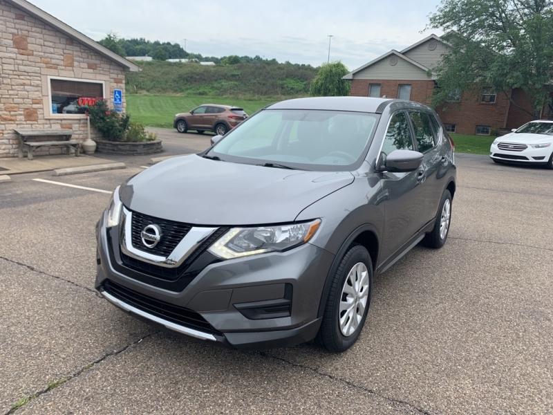 Nissan Rogue 2017 price $17,988