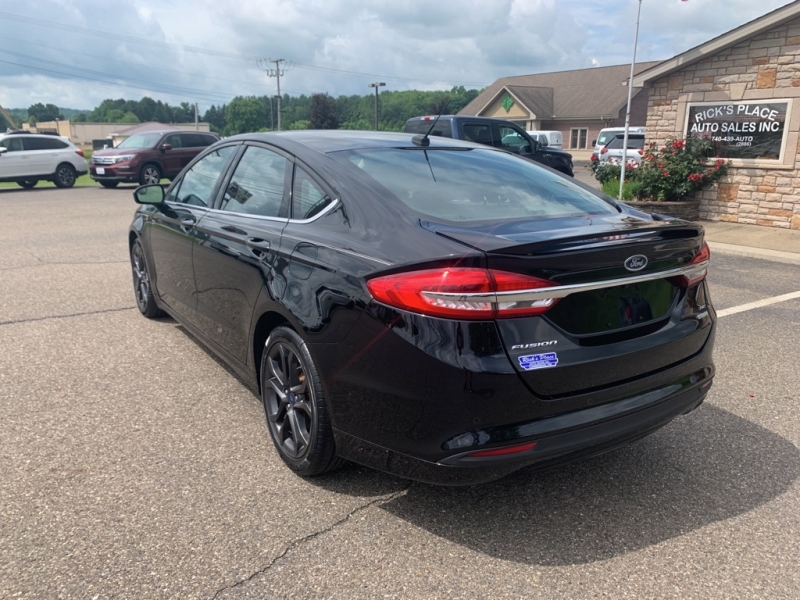 Ford Fusion 2018 price $18,988