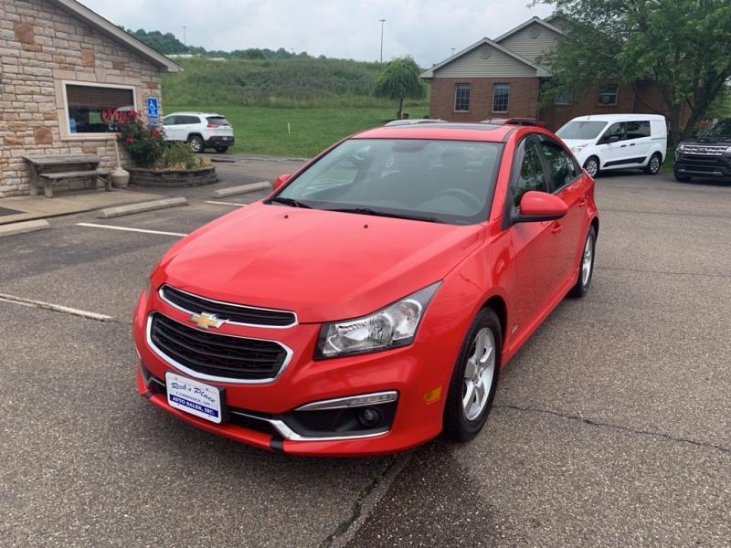 Chevrolet Cruze 2015 price $10,988