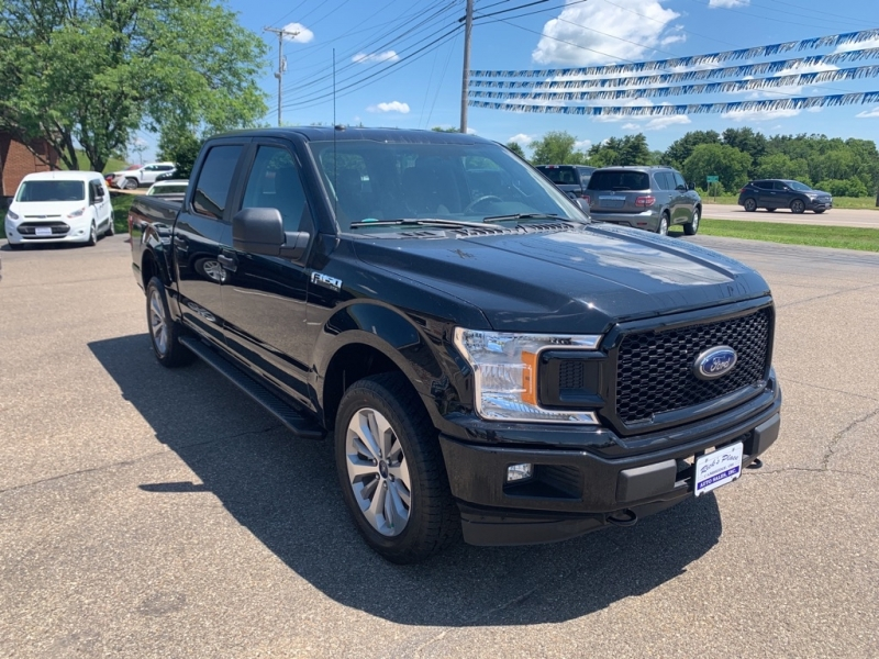 Ford F-150 2018 price $38,988