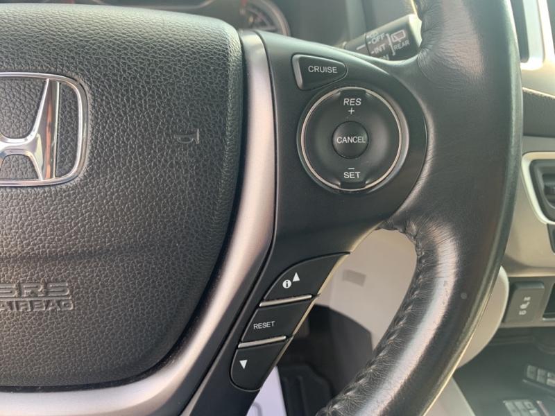 Honda Pilot 2018 price $33,988