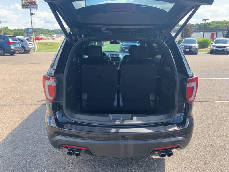 Ford Explorer 2018 price $35,988
