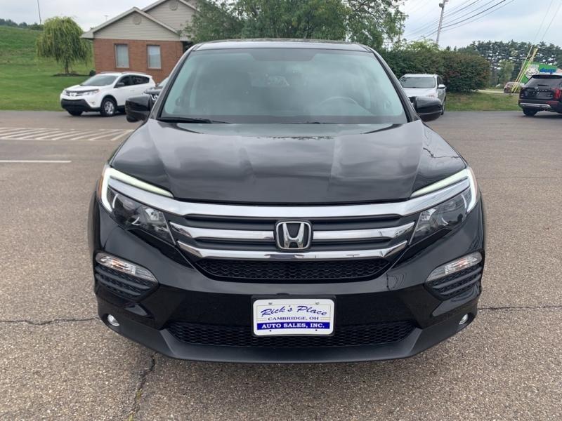 Honda Pilot 2018 price $35,988