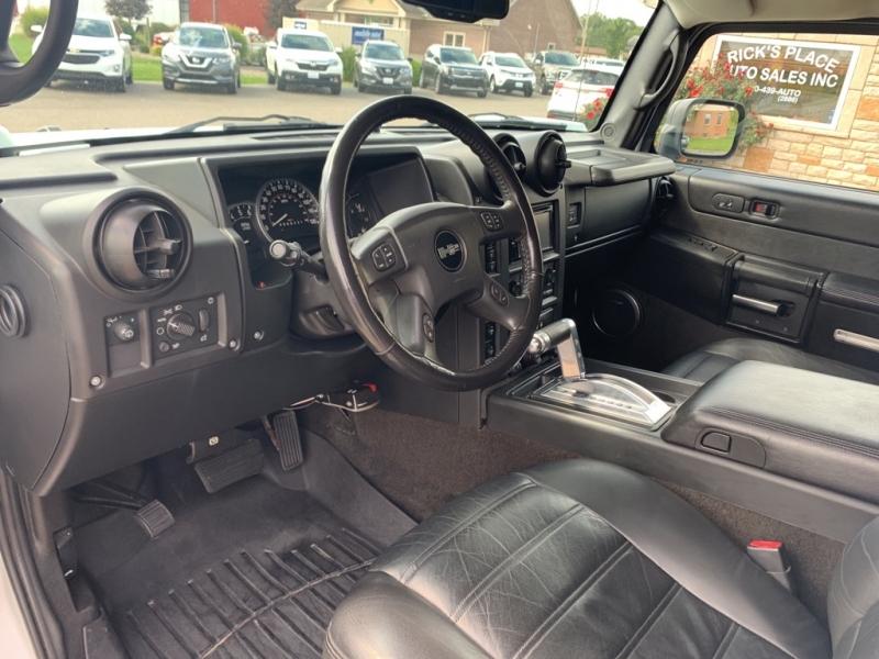 Hummer H2 2006 price $15,988