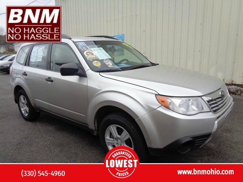 Subaru Forester 2010 price $4,290