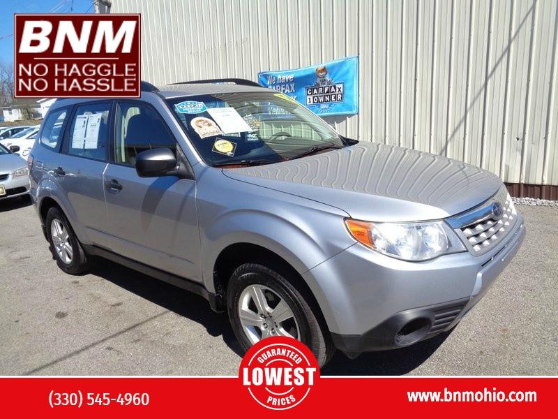 Subaru Forester 2013 price $6,290