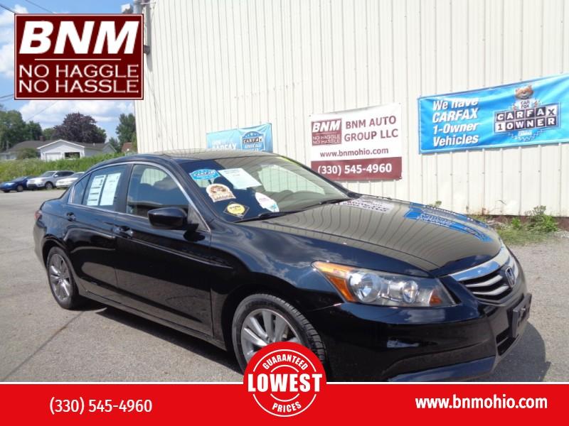 Honda Accord Sdn 2012 price $8,390