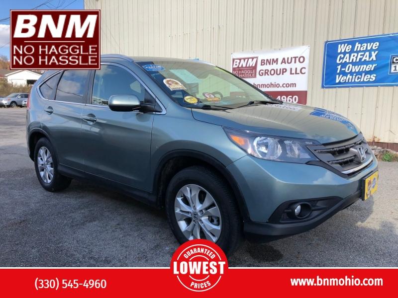 Honda CR-V 2012 price $7,990