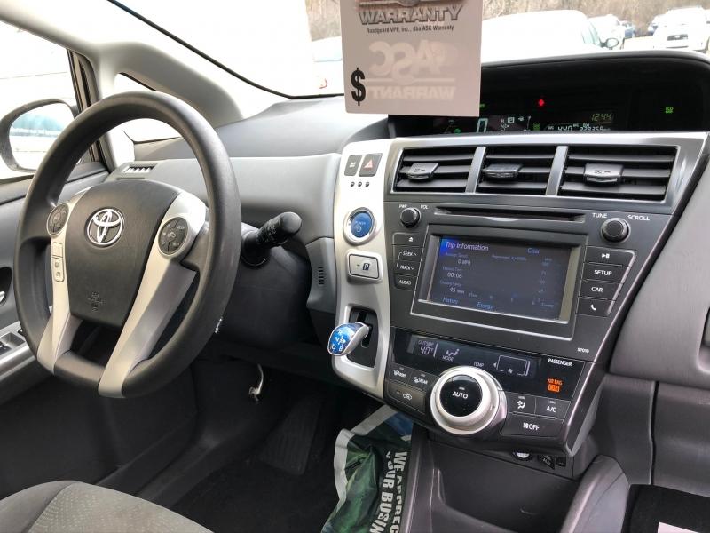 Toyota Prius v 2014 price $6,900