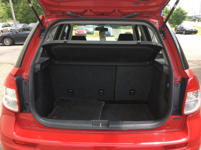Suzuki SX 4 Hatchback 2007 price $5,490