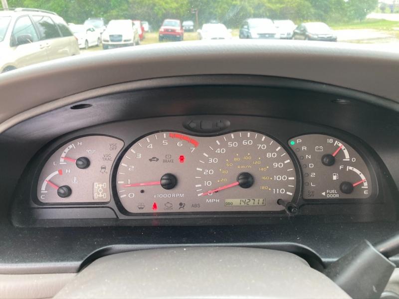 Toyota Sequoia 2003 price $6,900