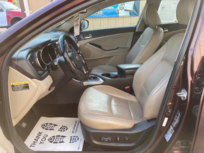 Kia Optima 2012 price $6,300