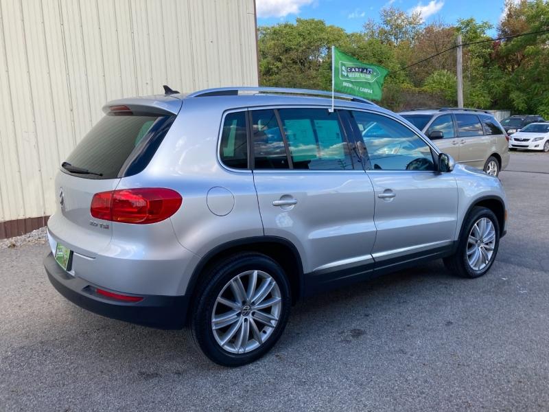 Volkswagen Tiguan 2012 price $8,900