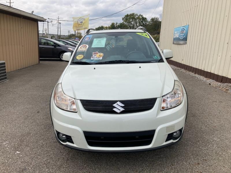 Suzuki SX 4 Hatchback 2009 price $3,990