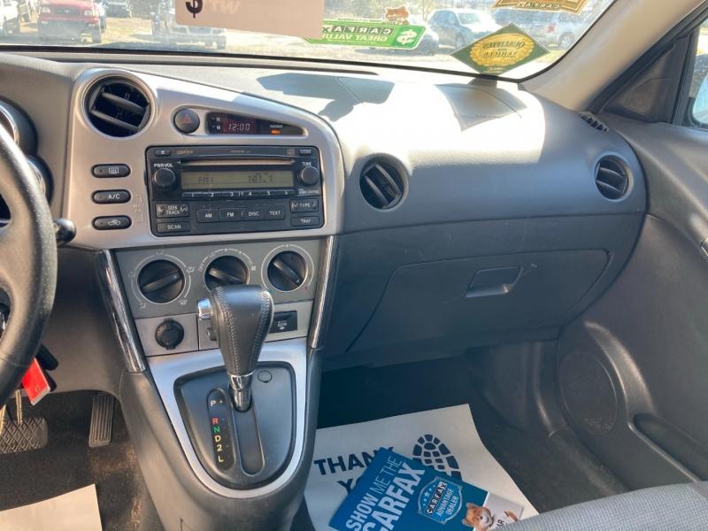 Toyota Matrix 2007 price $3,300