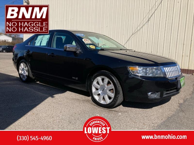 Lincoln MKZ 2009 price $5,500