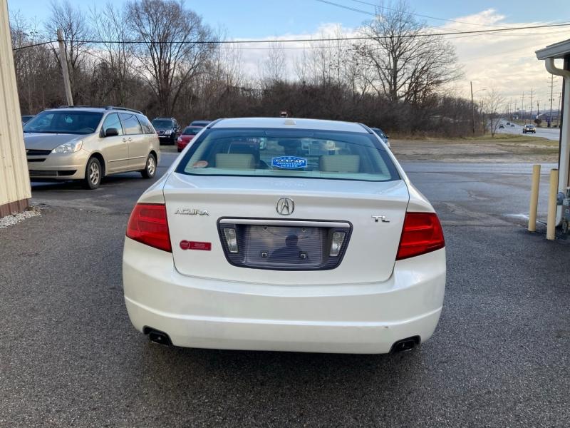 Acura TL 2005 price $4,900