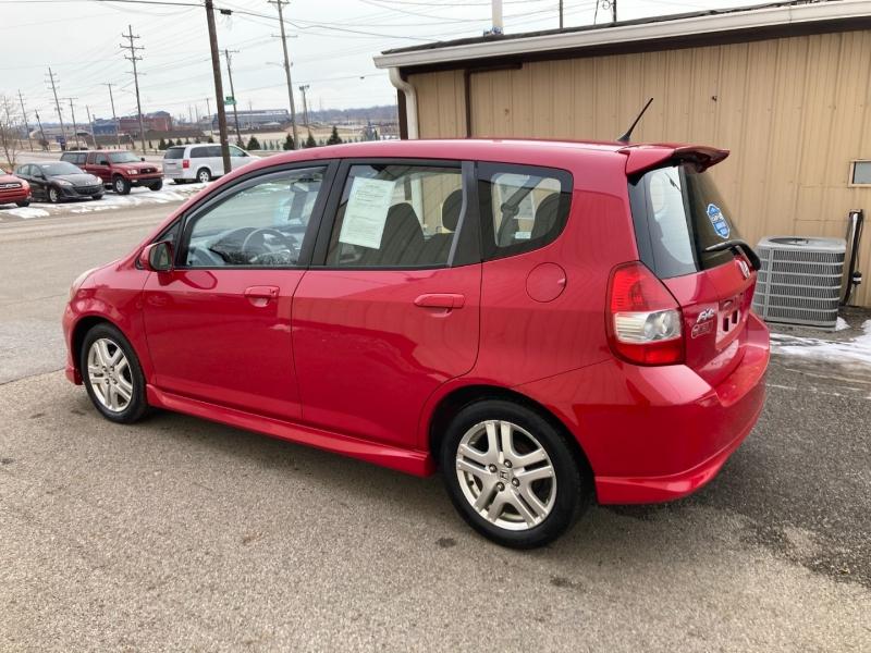 Honda Fit 2007 price $4,200