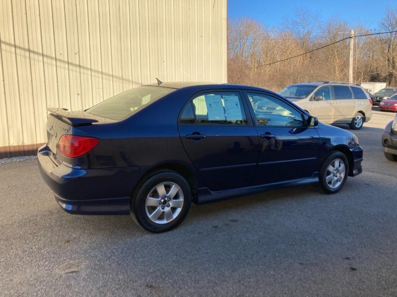 Toyota Corolla 2007 price $4,500