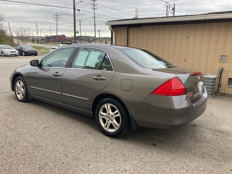 Honda Accord 2007 price $3,700