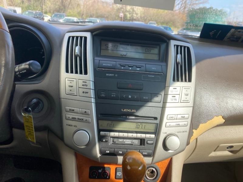 Lexus RX 330 2006 price $6,900