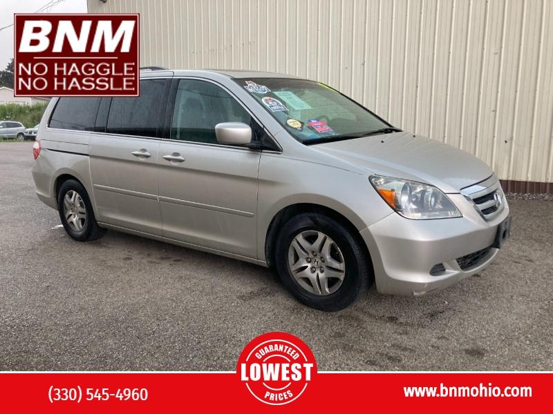 Honda Odyssey 2007 price $5,800