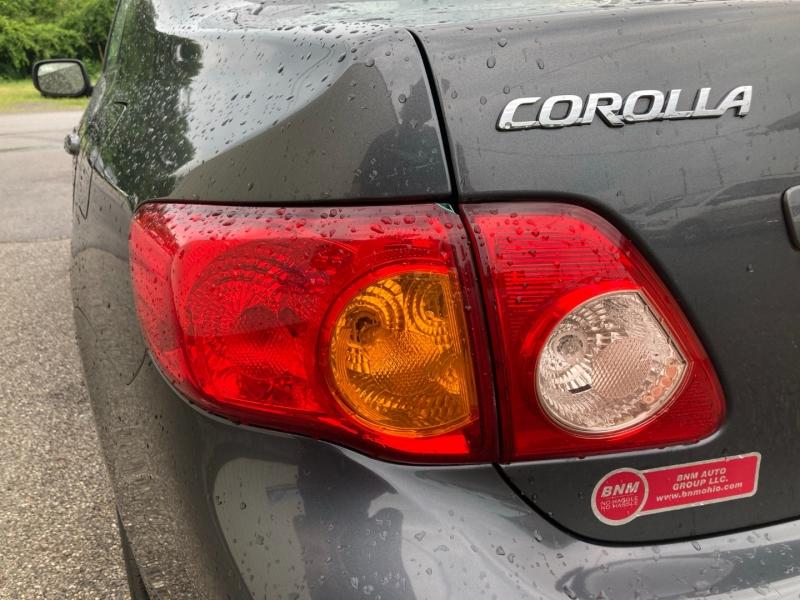 Toyota Corolla 2009 price $4,800