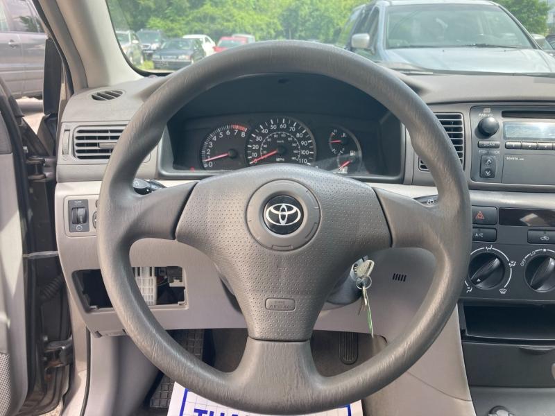 Toyota Corolla 2003 price $5,300