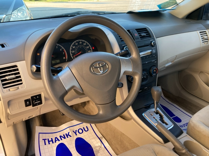 Toyota Corolla 2010 price $6,400